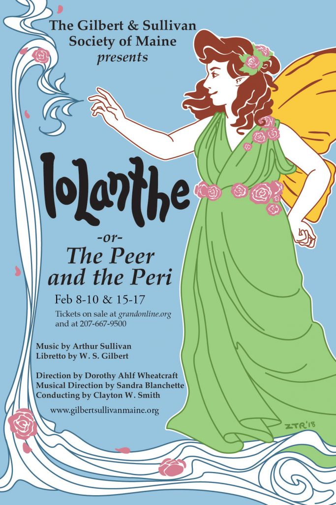 Iolanthe poster